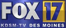 KDSM (Fox 17) TV Live