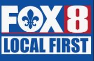 WVUE (Fox 8) TV Live