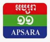Apsara TV Live