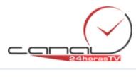 Canal 24 Horas TV Ao Vivo