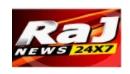 Raj News 24X7 TV Live